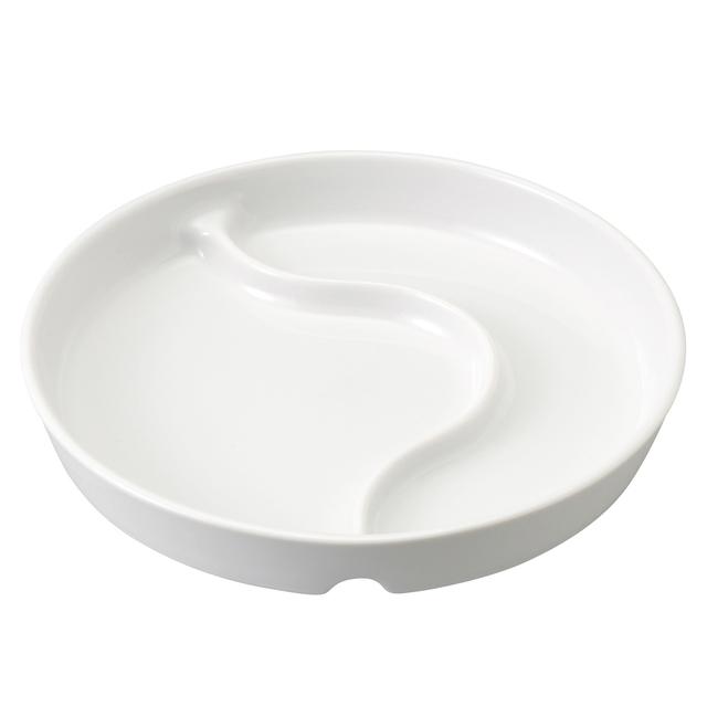 こども食器・磁器・仕切皿 約直径21cm,離乳食,調理セット,