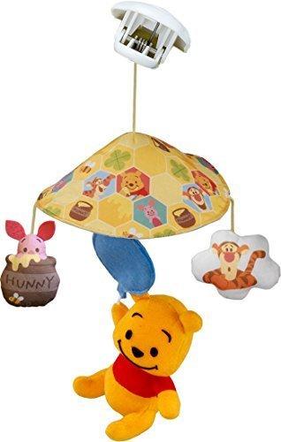 ディズニー Dear Little Handsふんわりミニメリー くまのプーさん,チャイルドシート,おもちゃ,