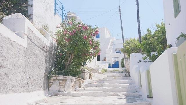 サントリーニ島,ギリシア,ヨーグルト,