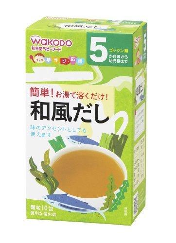 手作り応援 和風だし (2.5g×10包)×6個,離乳食,うどん,