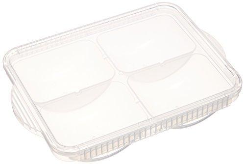 SKATER 離乳食 冷凍 小分け 保存トレー 80ml×4個取り TRMR4,離乳食,冷凍,容器