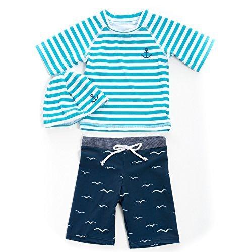 sandia カモメボーダー,赤ちゃん,水着,