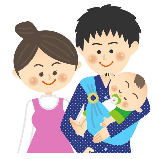 赤ちゃんの抱き方は様々,ベビースリング,選び方,おすすめ