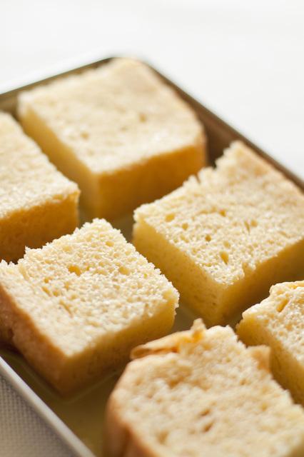 パンをひたす,離乳食,フレンチトースト,
