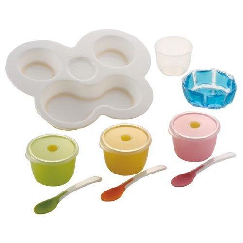 リッチェル トライシリーズ ND 離乳食スタートセット,離乳食食器,