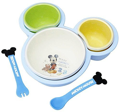 錦化成 ベビー食器 離乳食パレット ミッキーマウス,離乳食食器,