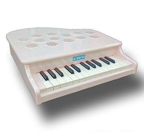 KAWAI ミニピアノ P-25 (ピンキッシュホワイト),おもちゃ,ピアノ,