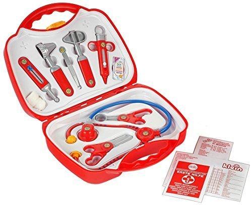 Klein(クライン社) お医者さんセット【KL4383】,ごっこ遊び,おもちゃ,おすすめ
