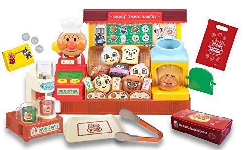 アンパンマン いらっしゃいませ! ジャムおじさんのやきたてパン工場,ごっこ遊び,おもちゃ,おすすめ