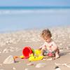1歳児のママからの相談:「砂が目や傷口に入った場合の対処法」,