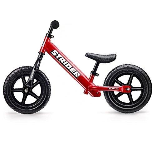 STRIDER ( ストライダー ) 本体 12インチ クラシックモデル ( レッド ) 日本正規品,3歳,男の子,おもちゃ