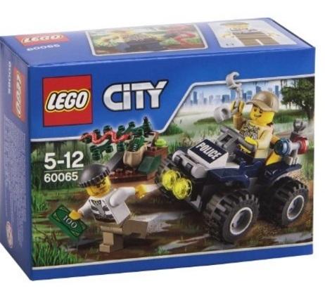 レゴ シティ オフロードポリスカー,3歳,男の子,おもちゃ