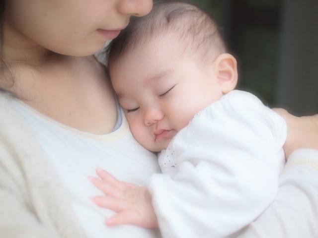 ママと赤ちゃん,赤ちゃん,あざ,