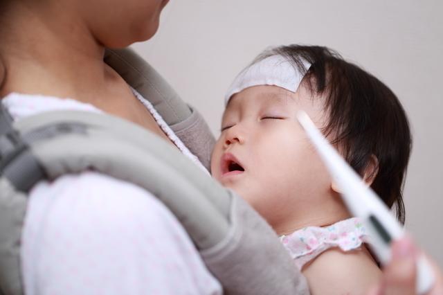 子ども感染症ママ抱っこ,急性中耳炎,子供,