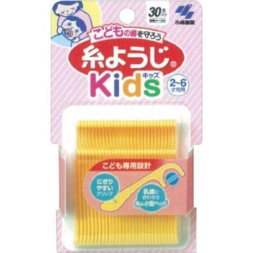 子供用デンタルフロス糸ようじ,3歳,虫歯,子ども