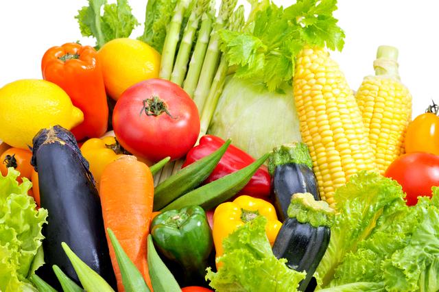 生野菜の摂取を彷彿させる画像,妊娠13週,