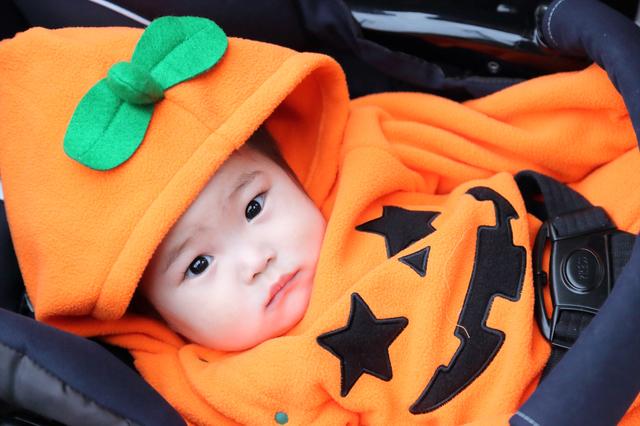 かぼちゃ仮装,