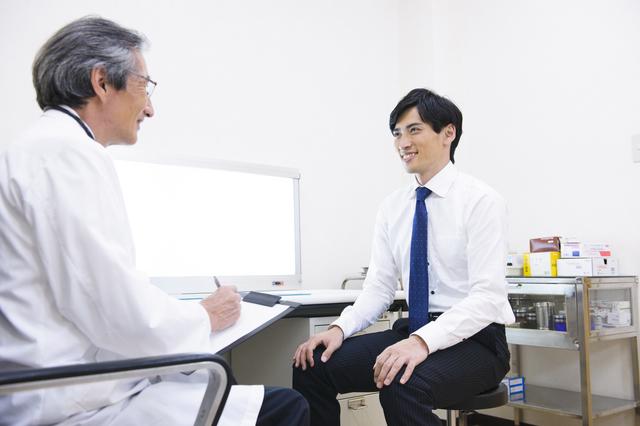 男性診察医師,不妊,男性,