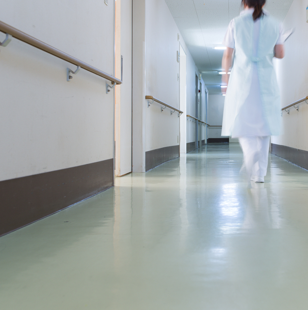 病院,妊娠後期,腹痛,原因