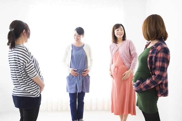 妊婦さんたち,妊娠高血圧症候群,