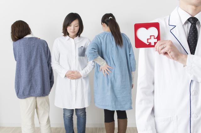 生理痛など女性の腹痛,妊娠,初期症状,腹痛