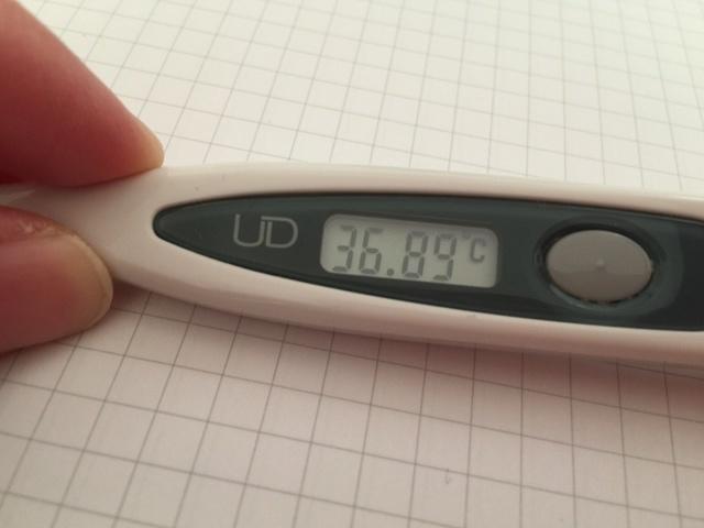 基礎体温計 オリジナル,妊娠,基礎体温,変化