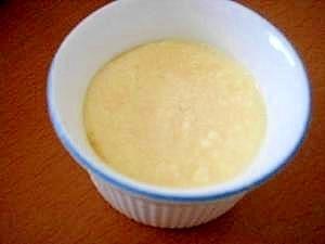 離乳食☆たまごと豆腐の茶碗蒸し♪,離乳食,茶碗蒸し,