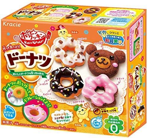 ポッピンクッキン ドーナツ 5入 食玩・知育菓子,知育菓子,