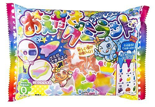 おえかきグミランド 10個入 BOX (食玩・知育),知育菓子,