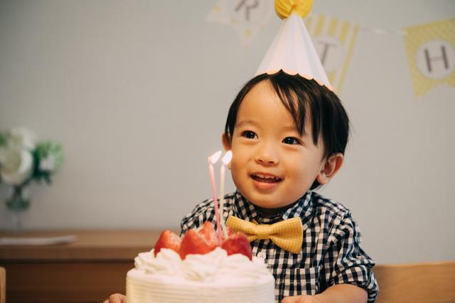 2歳男の子の誕生日,2歳,