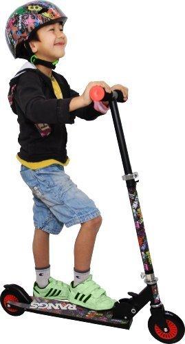 ラングスジャパンのR1ラングススクーター,キックボード,子供,
