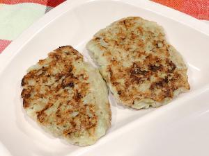 野菜ハンバーグ☆離乳食,長芋,離乳食,