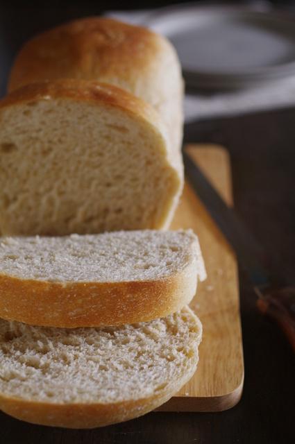 カットした食パン,離乳食,食パン,