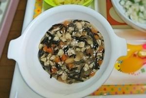 離乳食後期☆ひじきと大豆のトロトロ煮,9ヶ月,離乳食,