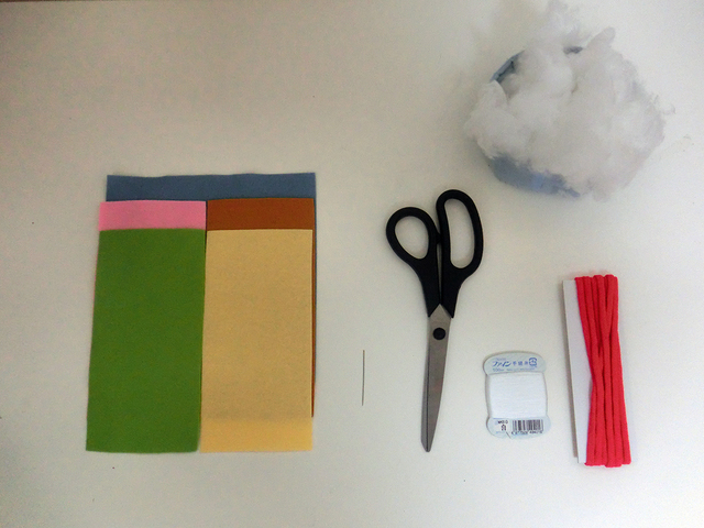紐通し 材料,赤ちゃん,おもちゃ,作り方