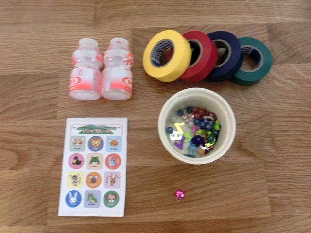 手作りマラカス 材料,赤ちゃん,おもちゃ,作り方
