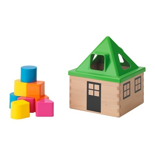 MULA パズルボックス,イケア,おもちゃ,