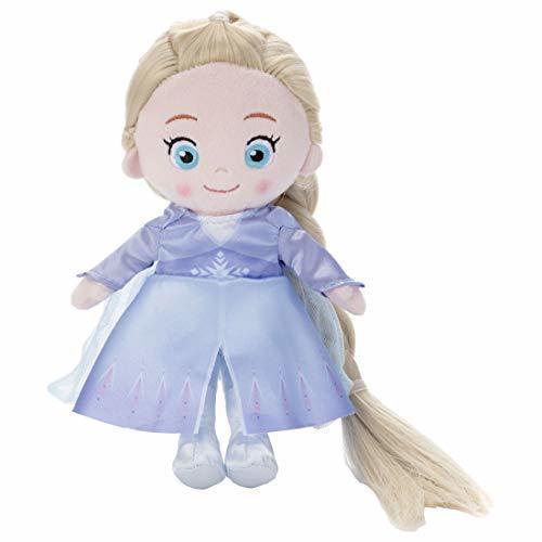ディズニーキャラクター ぬいぐるみ マイフレンドプリンセス ヘアメイクプラッシュドール アナと雪の女王2 エルサ高さ 20㎝,アナと雪の女王,おもちゃ,人気