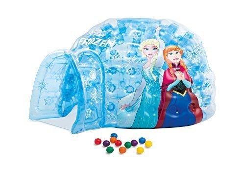 INTEX(インテックス) Disney アナと雪の女王 ボールトイズ 185×157×107cm 48670 [日本正規品],アナと雪の女王,おもちゃ,人気