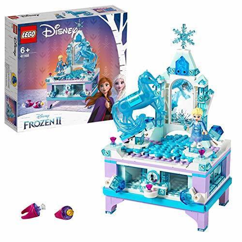 """レゴ(LEGO) ディズニープリンセス アナと雪の女王2""""エルサのジュエリーボックス"""" 41168,アナと雪の女王,おもちゃ,人気"""