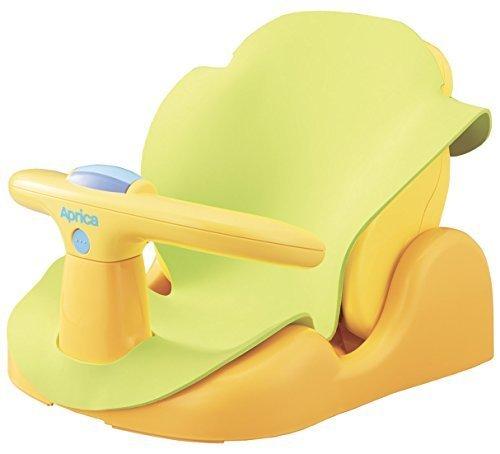 アップリカ(Aprica) バスチェアー 新生児から はじめてのお風呂から使えるバスチェア YE 91593,赤ちゃん,一人,お風呂
