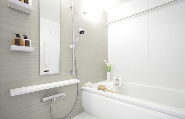 バスルーム,赤ちゃん,一人,お風呂