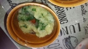 【離乳食中期】小松菜のりんご煮,小松菜,離乳食,