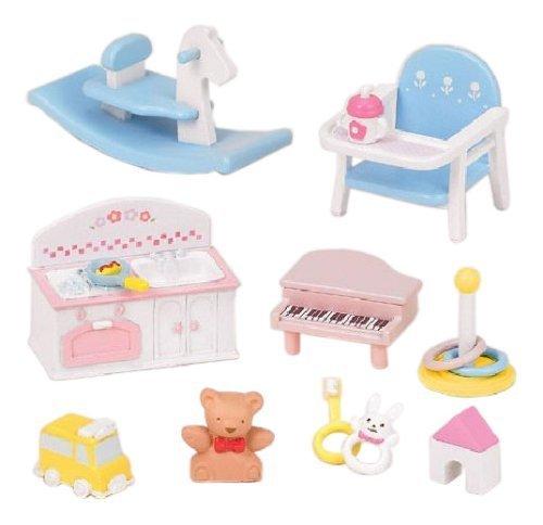 シルバニアファミリー 家具 赤ちゃんおもちゃセット カ-211,シルバニアファミリー,おもちゃ,