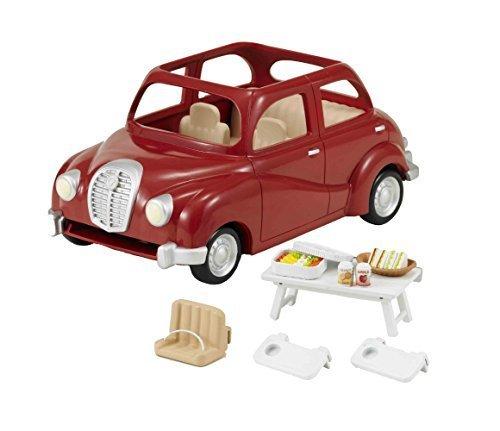 シルバニアファミリー 車 おでかけファミリーカー,シルバニアファミリー,おもちゃ,