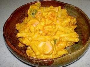 フルーティ♪かぼちゃサラダ,離乳食,みかん,
