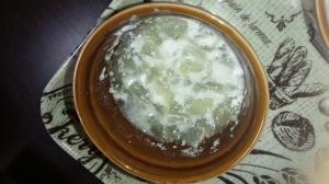 【離乳食中期】ぶどうヨーグルト,離乳食,ぶどう,