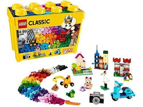 レゴ クラシック 黄色のアイデアボックス<スペシャル> 10698,4歳,男の子,プレゼント