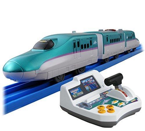 プラレール ぼくが運転!マスコン 北海道新幹線はやぶさ,4歳,男の子,プレゼント