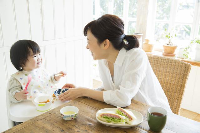 赤ちゃんママ食事離乳食,離乳食,きゅうり,